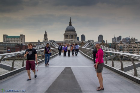 Squeezing London Into a Day