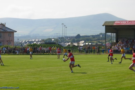 Live Gaelic Football