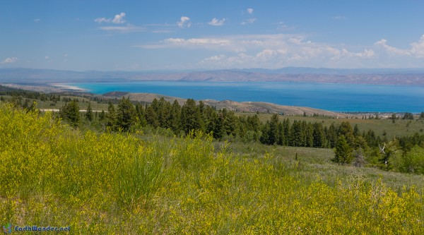 bear lake overlook