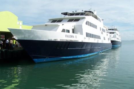 Fun With the Culebra Ferry